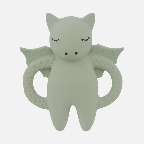 Teeth Soother Bat - Light Green
