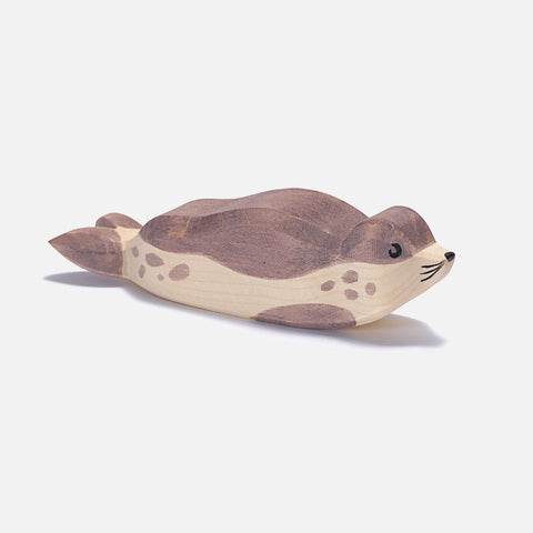 Handcrafted Sea Lion Resting