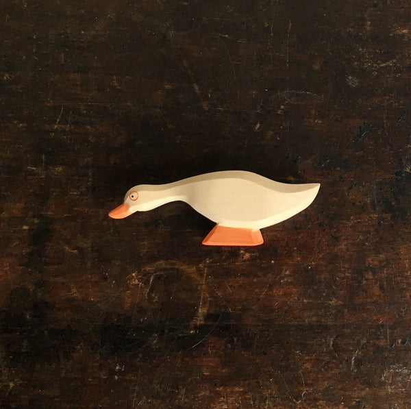 Ostheimer Handcrafted Head Low Goose