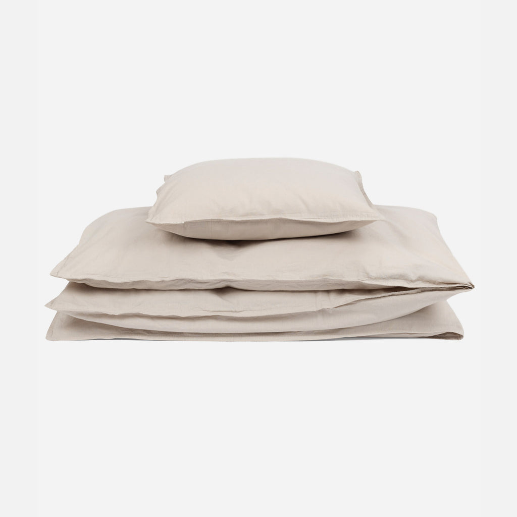 Organic Cotton Pillow Cases and Zip
