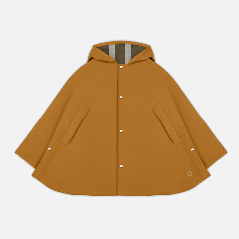 100% Waterproof Cape  - Acorn