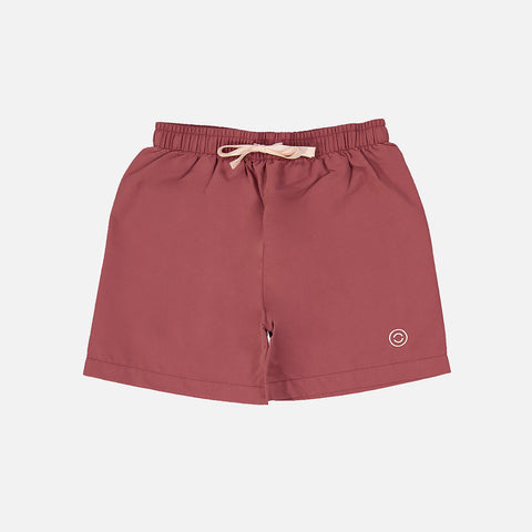 Diego Swim Shorts - Marsala