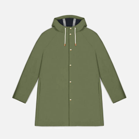 Women's 100% Waterproof Deck Coat - Balsam