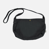 Organic Cotton Canvas Bag - Pirate Black