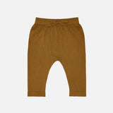 Organic Cotton Baby Loose Pants - Sienna