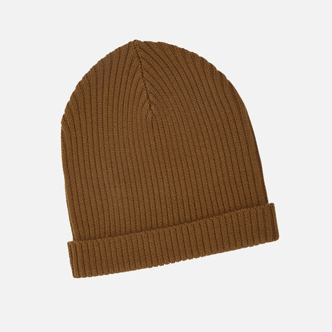 Adult's Merino Wool Hat - Sienna