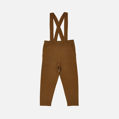 Merino Wool Pants - Sienna