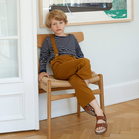 Organic Cotton Pants - Sienna