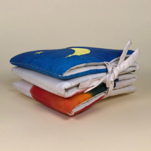 Organic Cotton Fabric Book