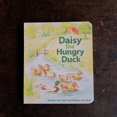 Evelien van Dort - Daisy the Hungy Duck