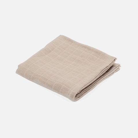 Organic Cotton Big Muslin Swaddle - Many Colours