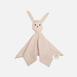 Organic Cotton Rabbit Cuddle Toy - Many Colours