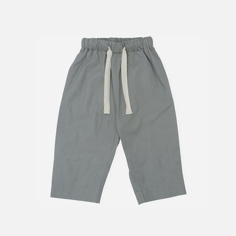 Organic Cotton Visno Pants - Jade