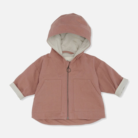 Organic Cotton Bille Jacket - Ruben Rose