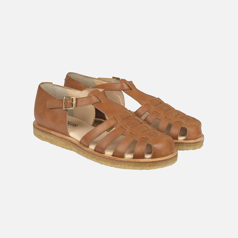 Women's Fisherman Sandal - Tan