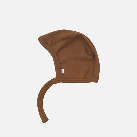 Organic Cotton Ny Bonnet - Amber