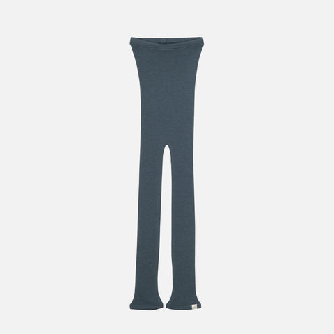 Merino Arona Seamless Pants - Thunder Blue