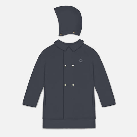 100% Waterproof Stormcoat - Atlantic