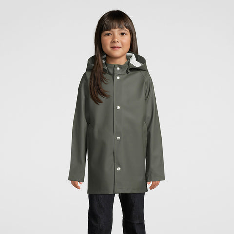 Mini Raincoat - Green
