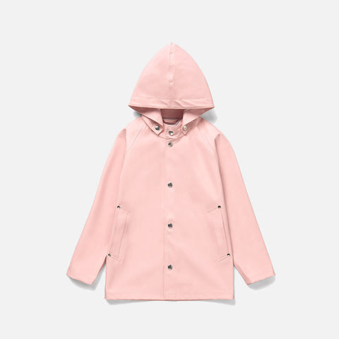 Mini Raincoat - Pale Pink