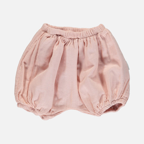 Organic Cotton Verveine Bloomers - Evening Sand