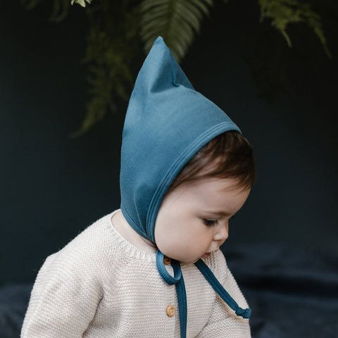 Cotton Bébé Brook Bandit Bonnet