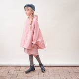 100% Waterproof Cape - Beach Rose
