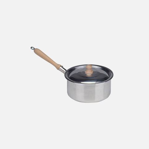 Child's Saucepan With Handle- Aluminium