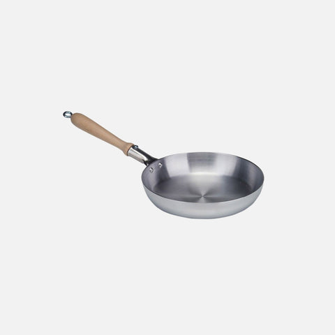Child's Frying Pan With Handle - Aluminium