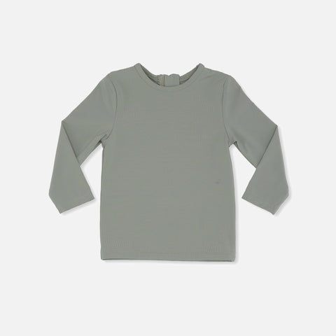 UV Long Sleeve Tee - Jade