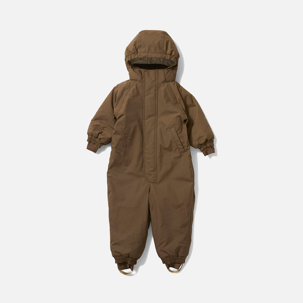 Nohr Insulated Snowsuit - Walnut