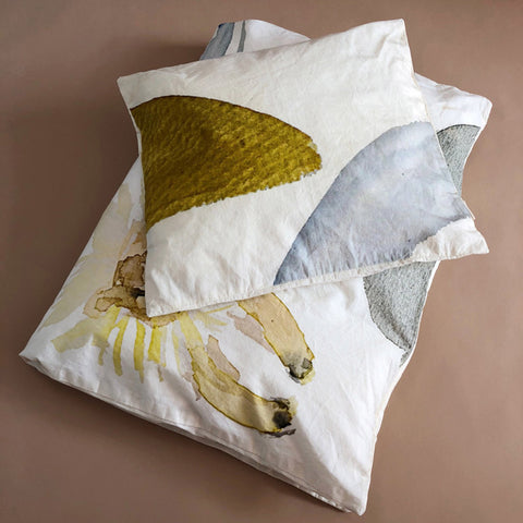 Organic Cotton Bedding Set - Various Sizes