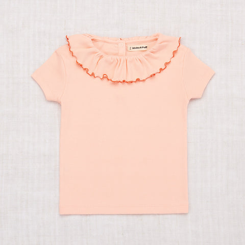 Cotton Paloma Short Sleeve Tee - Petal