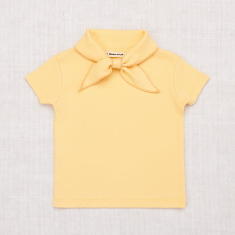 Cotton Scout Tee - Butter