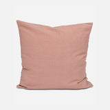 Cotton/Linen Cushion & Cover - Dark Powder