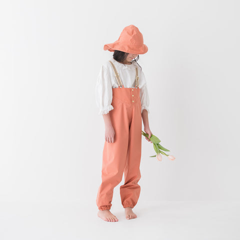 100% Waterproof Dungarees - Clay