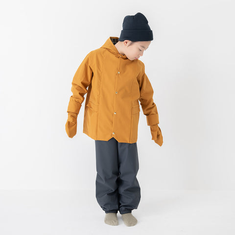 100% Waterproof Norfolk Raincoat - Acorn