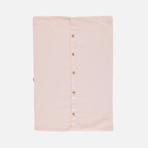 Linen/Cotton Muslin Pillow Case - Evening Sand - Various Sizes