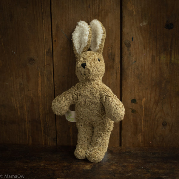Organic Cotton Baby Rabbit - Beige