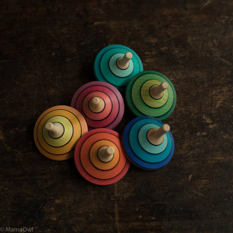 Tango Spinning Top - Various Options