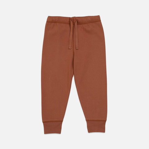 Cotton Ebi Pants - Caramel