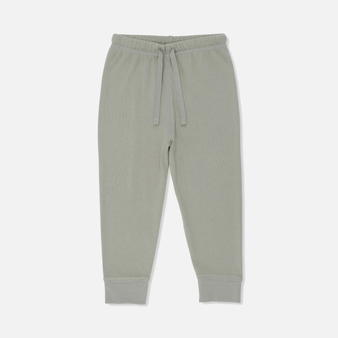 Cotton Ebi Pants - Jade