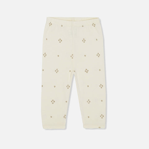 Organic Cotton New Born Baby Pants -Camille
