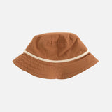 Organic Cotton Bucket Hat - Terracotta