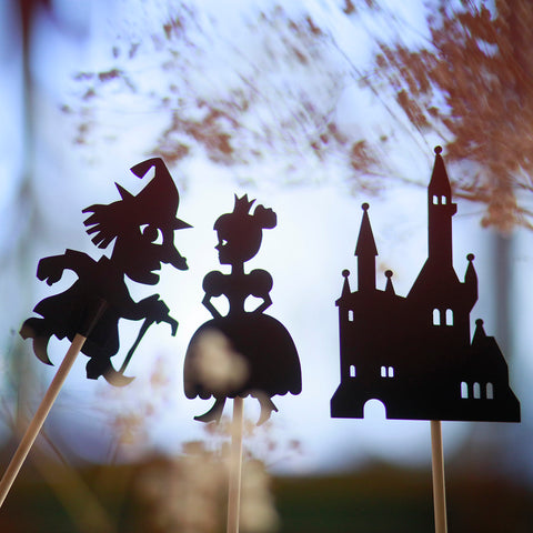 Fairy Tale Shadow Puppet Theatre