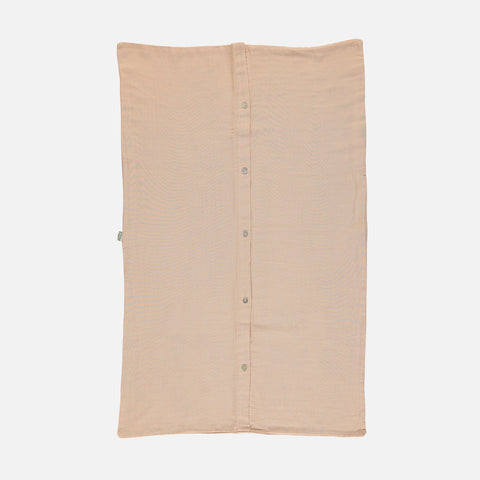 Organic Cotton Pillow Case - Maple Sugar