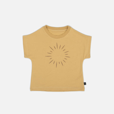 Organic Cotton SS Tee - Shine