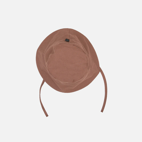 Organic Cotton Sun Hat - Soil