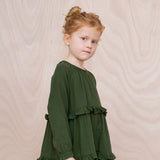 Organic Cotton Dress - Cedar