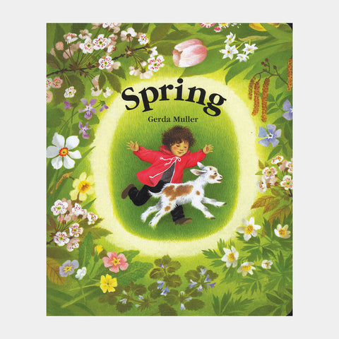 Gerda Muller Seasons Board Books - Spring, Summer, Autumn or Winter